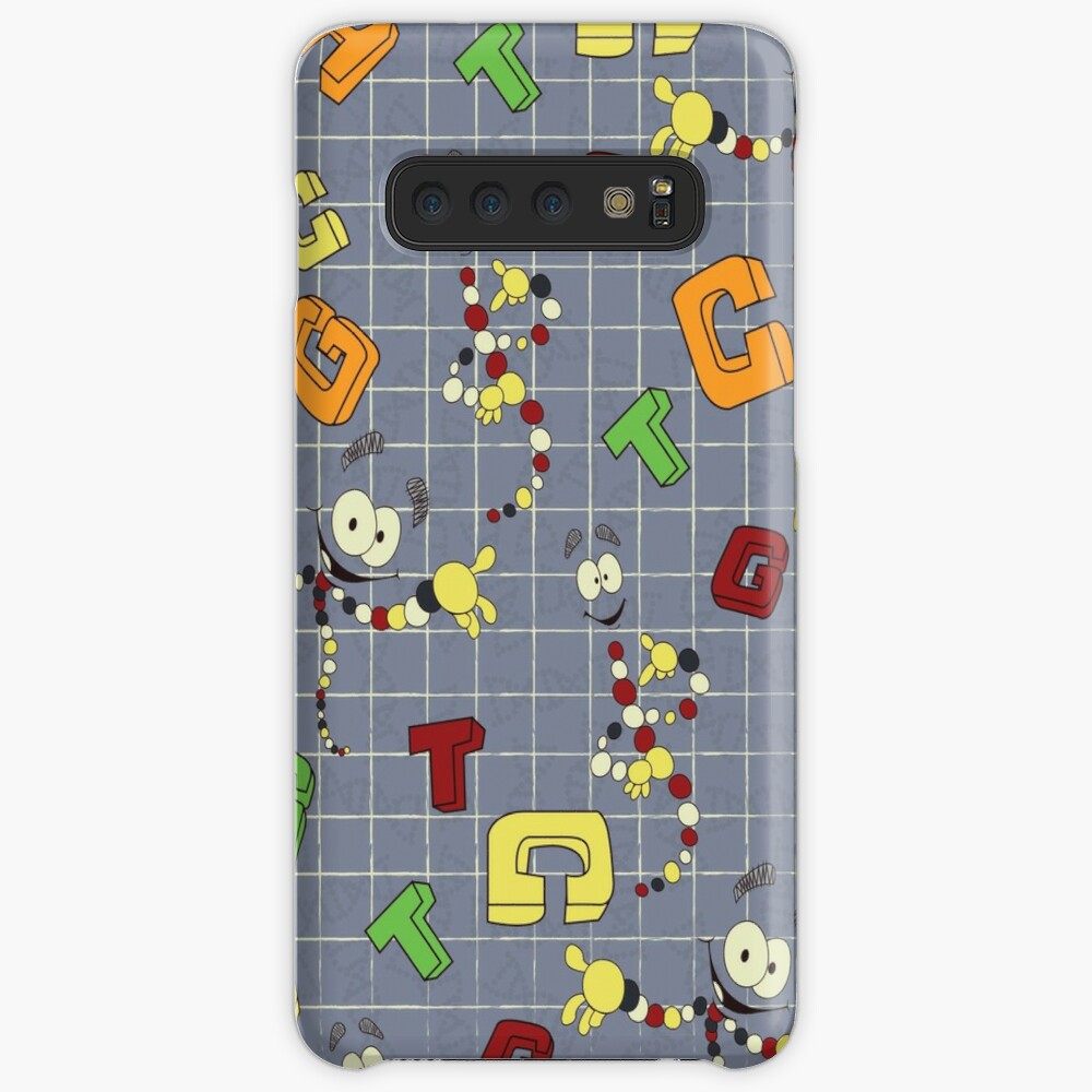 Dino DNA Cases & Skins for Samsung Galaxy