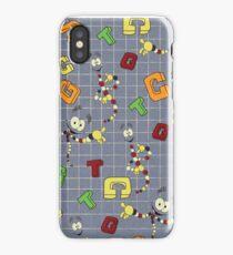 Dino DNA iPhone Case/Skin