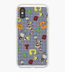 Dino DNA iPhone Case