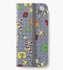 Dino DNA iPhone Wallet/Case/Skin