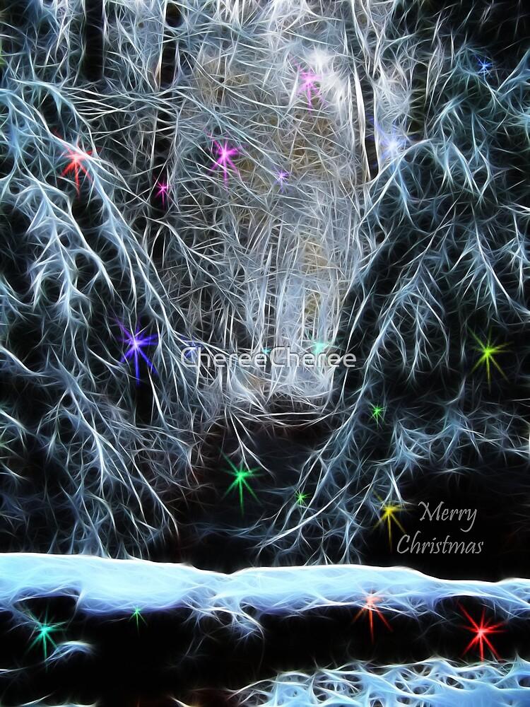 Christmas lights by ChereeCheree