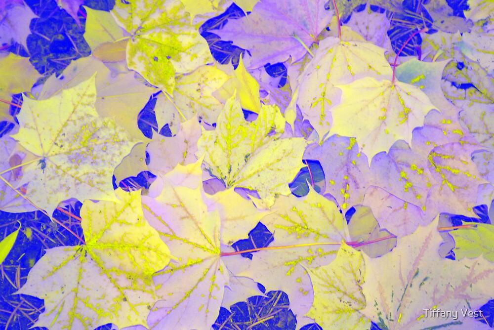 Fall Foliage with a Twist by Tiffany Vest