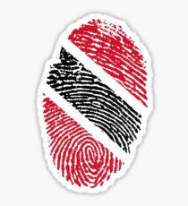 Identity: Trinidadian Sticker