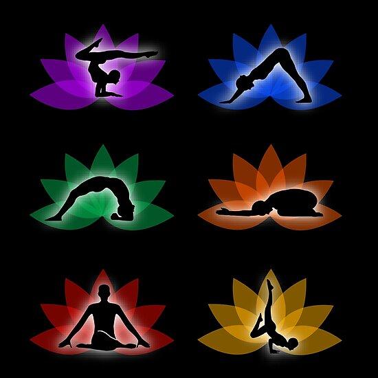 yoga and meditation  by Shawlin Mohd
