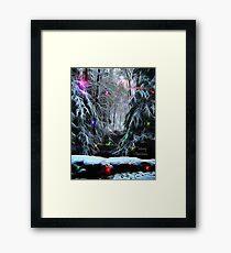 Christmas Light 3 Framed Print
