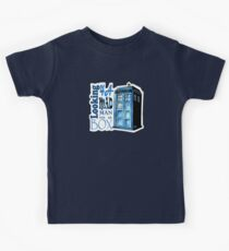 Looking 4A Mad Man In A Box v.2 Kids Tee
