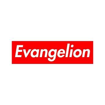 Evangelion by cedark
