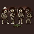 «Dartbusters» de 2mzdesign
