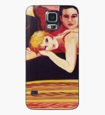 Couch Loafing Case/Skin for Samsung Galaxy
