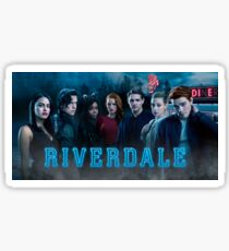 Riverdale Characters Sticker