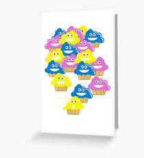 Cupcake Overload! Greeting Card