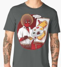 Happy Little Chimichangas Men's Premium T-Shirt