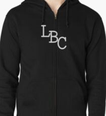 LBC Hoodie Hoodie mit Reißverschluss