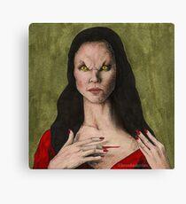 The Trial - Drusilla - BtVS Canvas Print
