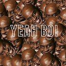 The Anisey Mug - Yeah Boi by Kieran Saul