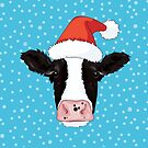 Christmas Cow by Compassion Collective