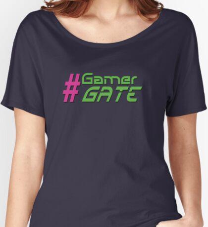 # GamerGate Women's Relaxed Fit T-Shirt