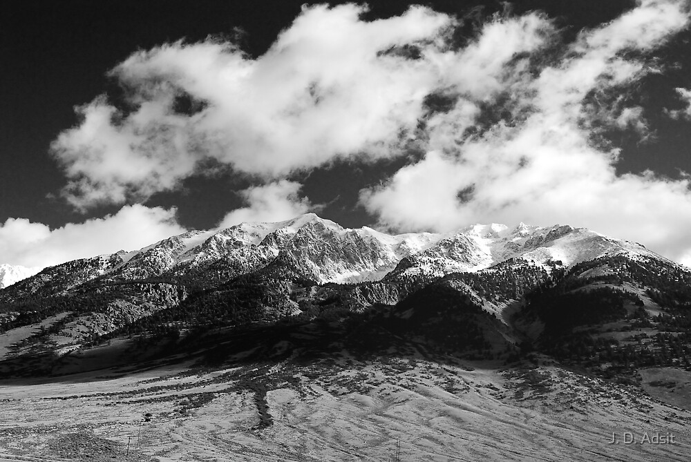 Idaho in High Definition by J. D. Adsit