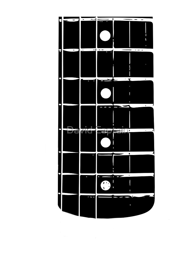 Fretboard by Phil Captain