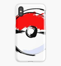 Pokeball iPhone Case