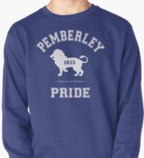 Pemberley Pride - Team Darcy - Pride and Prejudice Pullover Sweatshirt