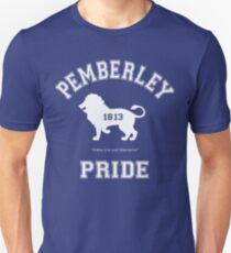 Pemberley Pride - Team Darcy - Pride and Prejudice Unisex T-Shirt
