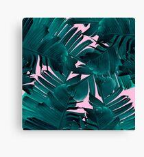Banana Green Canvas Print