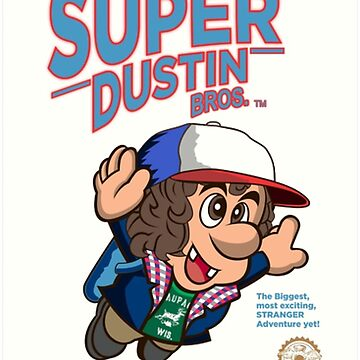 Stranger Things Dustin by mostlytank