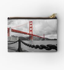 Golden Gate Bridge Studio Pouch