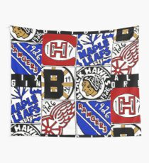 Original Six Wall Tapestry