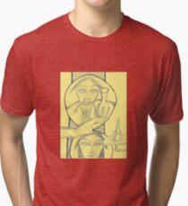 serum Tri-blend T-Shirt
