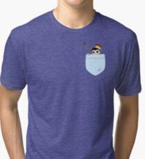 Pocket Moriarty Tri-blend T-Shirt