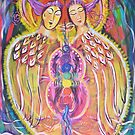 Cosmic Lovers by Mary Ann Matthys