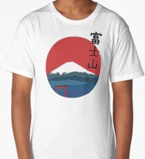 Fujiyama Long T-Shirt