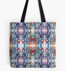 Crystal Prism Reflecting Light Tote Bag