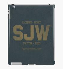 SJWs iPad Case/Skin