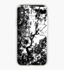 Cracked Wood Creature - Shee Texture / Pattern iPhone Case