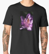 Beautiful Lavender Rhododendron Flower Men's Premium T-Shirt