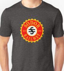Thomas and Friends: Sodor Railway Logo Unisex T-Shirt