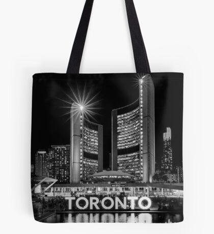 City Hall 5 Tote Bag