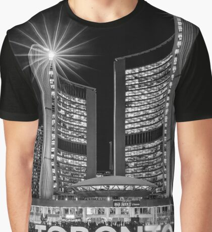 City Hall 5 Graphic T-Shirt