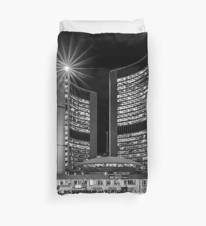 City Hall 5 Duvet Cover