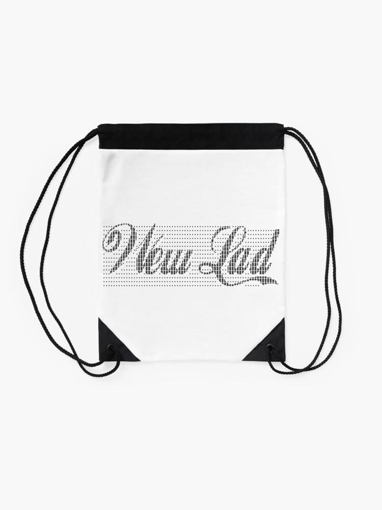 Alternate view of Wew Lad Drawstring Bag