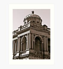 The Old Post Office Newcastle 2008 Art Print