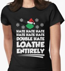 Loathe Entirely Women's Fitted T-Shirt