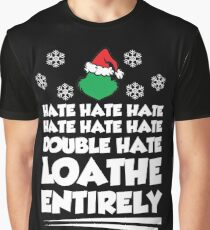 Loathe Entirely Graphic T-Shirt