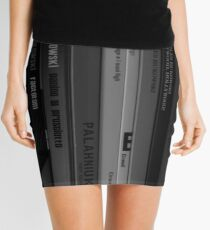 Books Mini Skirt