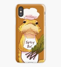 Here comes a Spicy Boy iPhone Case/Skin
