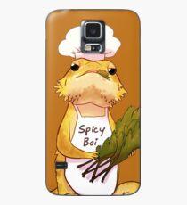 Hier kommt ein würziger Junge Hülle & Klebefolie für Samsung Galaxy