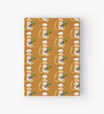Here comes a Spicy Boy Hardcover Journal